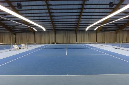 Tennishalle Methler